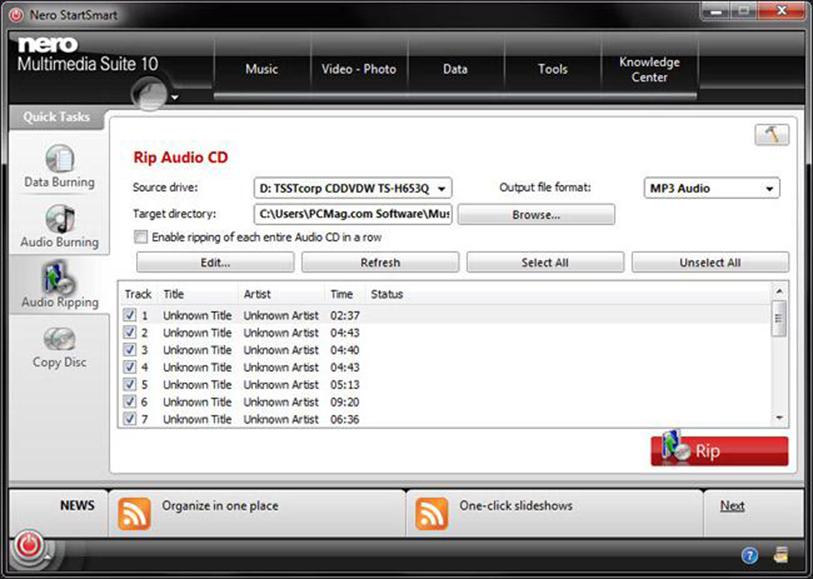 nero startsmart 7 free download full version