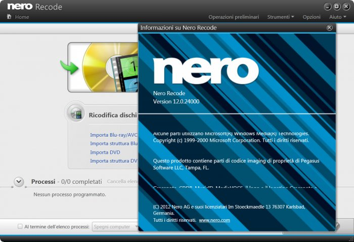 Неро 6 скачать бесплатно, Nero на русском языке
