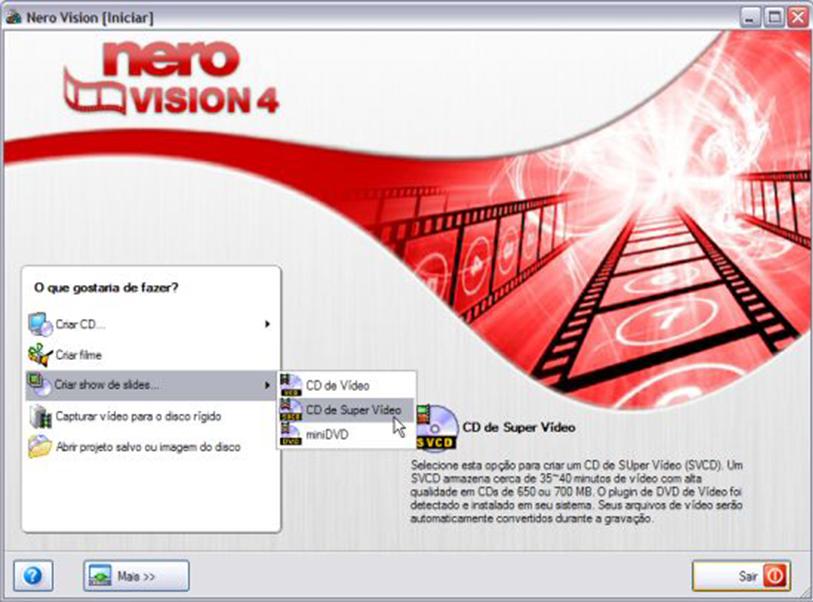 Nero vision 4
